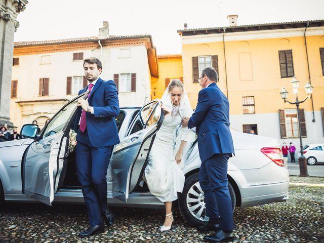Il matrimonio di Riccardo e Giulia a Gropello Cairoli, Pavia 53