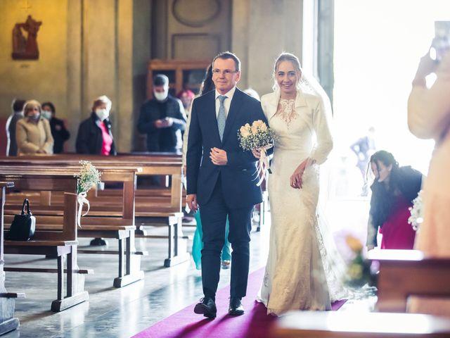 Il matrimonio di Riccardo e Giulia a Gropello Cairoli, Pavia 54