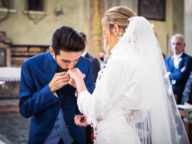 Il matrimonio di Riccardo e Giulia a Gropello Cairoli, Pavia 58