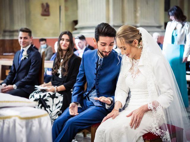 Il matrimonio di Riccardo e Giulia a Gropello Cairoli, Pavia 62
