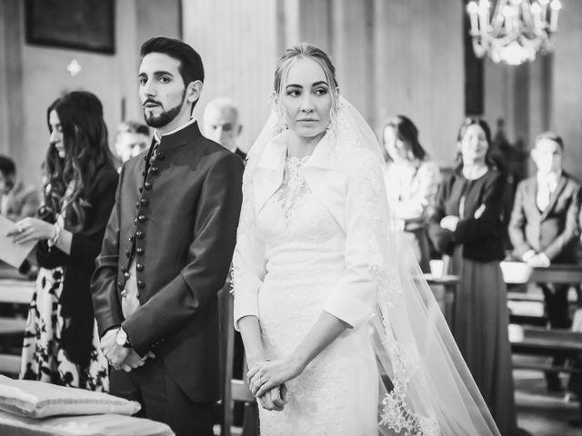 Il matrimonio di Riccardo e Giulia a Gropello Cairoli, Pavia 63