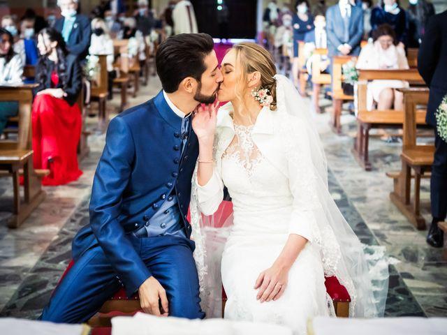 Il matrimonio di Riccardo e Giulia a Gropello Cairoli, Pavia 67