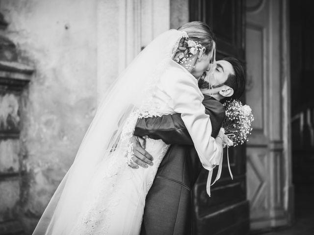 Il matrimonio di Riccardo e Giulia a Gropello Cairoli, Pavia 71
