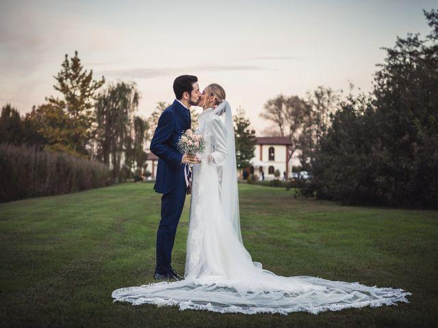 Il matrimonio di Riccardo e Giulia a Gropello Cairoli, Pavia 73