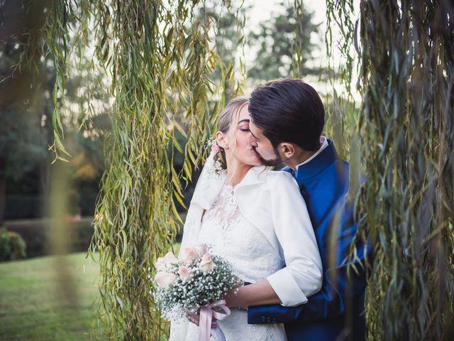 Il matrimonio di Riccardo e Giulia a Gropello Cairoli, Pavia 80