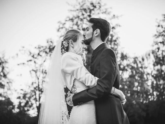 Il matrimonio di Riccardo e Giulia a Gropello Cairoli, Pavia 85