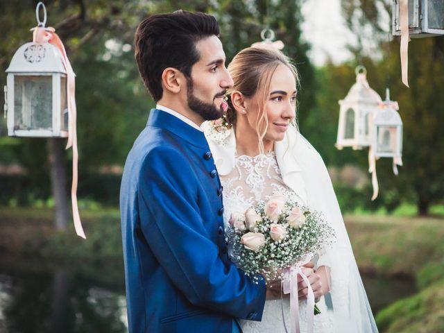 Il matrimonio di Riccardo e Giulia a Gropello Cairoli, Pavia 88