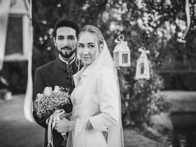 Il matrimonio di Riccardo e Giulia a Gropello Cairoli, Pavia 89