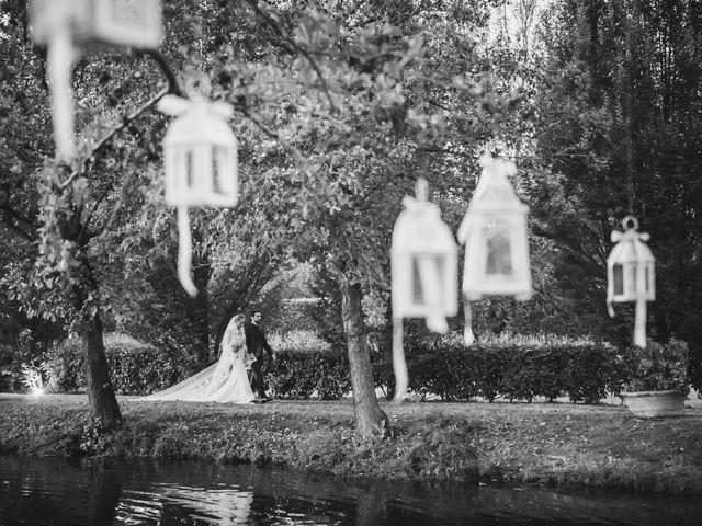 Il matrimonio di Riccardo e Giulia a Gropello Cairoli, Pavia 91