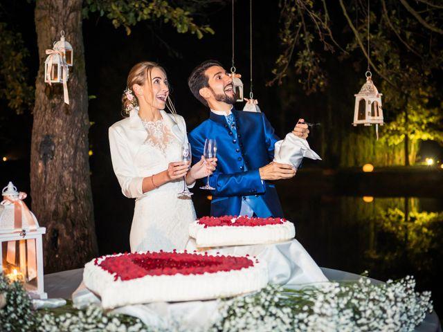 Il matrimonio di Riccardo e Giulia a Gropello Cairoli, Pavia 109