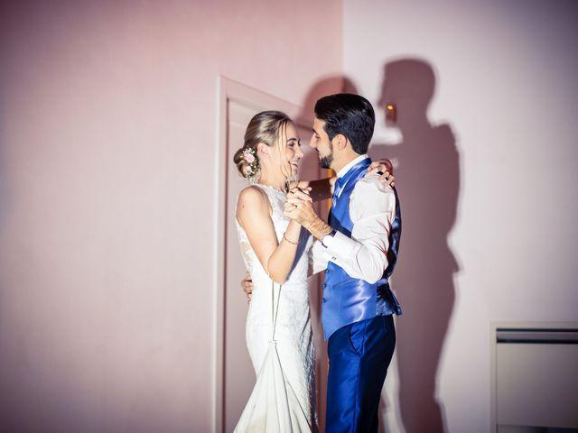 Il matrimonio di Riccardo e Giulia a Gropello Cairoli, Pavia 119