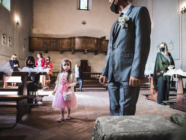 Il matrimonio di Andrea e Veronica a Castiglione della Pescaia, Grosseto 35