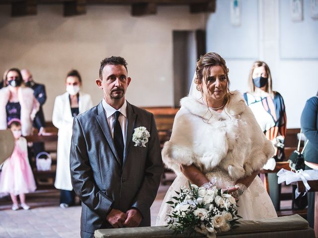 Il matrimonio di Andrea e Veronica a Castiglione della Pescaia, Grosseto 36
