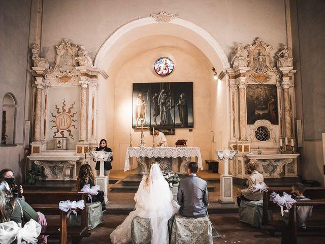 Il matrimonio di Andrea e Veronica a Castiglione della Pescaia, Grosseto 37