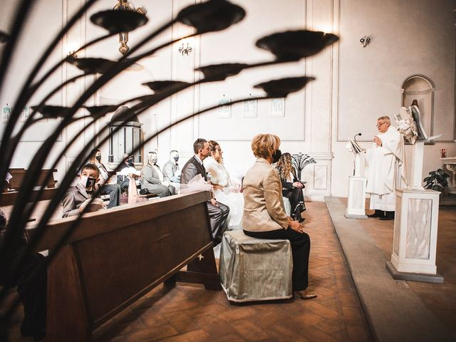 Il matrimonio di Andrea e Veronica a Castiglione della Pescaia, Grosseto 38