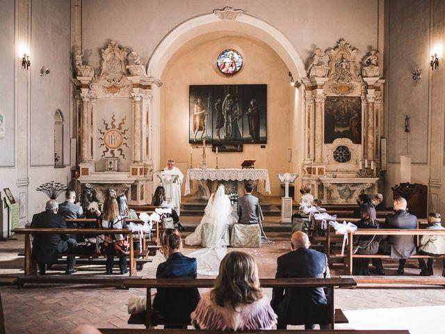 Il matrimonio di Andrea e Veronica a Castiglione della Pescaia, Grosseto 39