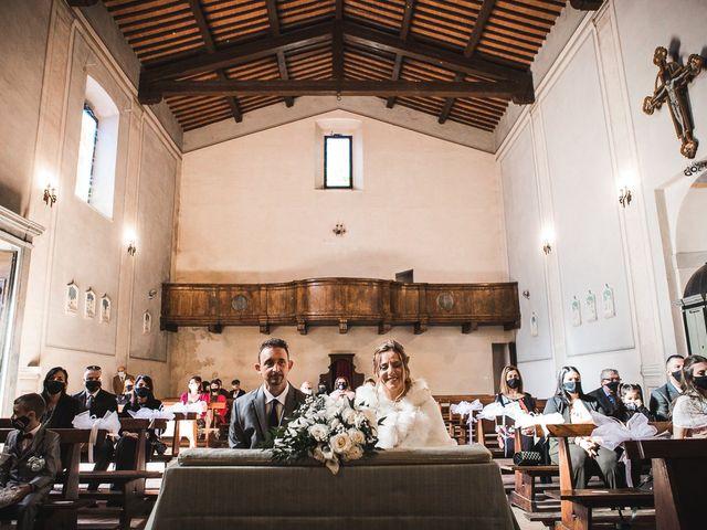Il matrimonio di Andrea e Veronica a Castiglione della Pescaia, Grosseto 40