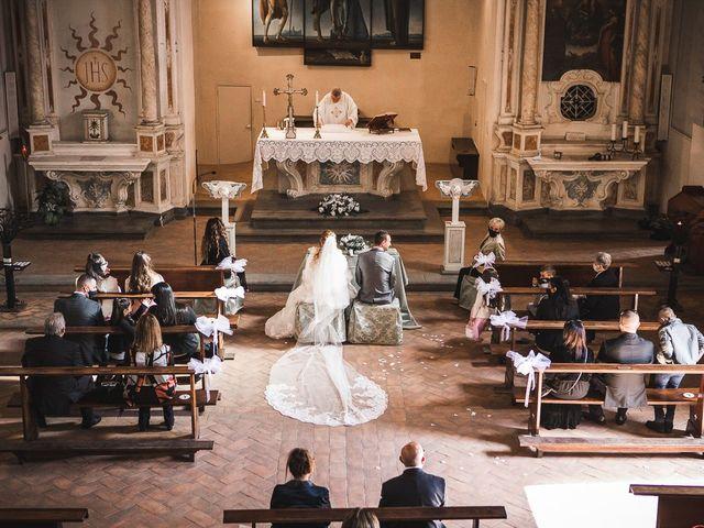Il matrimonio di Andrea e Veronica a Castiglione della Pescaia, Grosseto 42