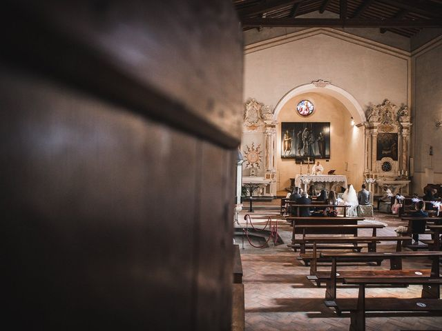 Il matrimonio di Andrea e Veronica a Castiglione della Pescaia, Grosseto 43