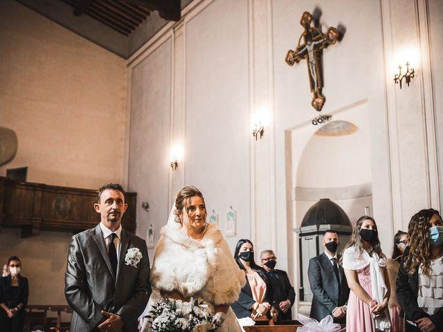 Il matrimonio di Andrea e Veronica a Castiglione della Pescaia, Grosseto 44