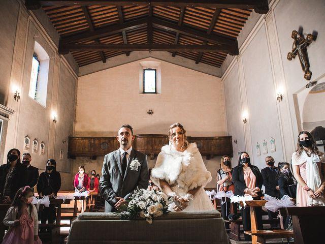 Il matrimonio di Andrea e Veronica a Castiglione della Pescaia, Grosseto 46