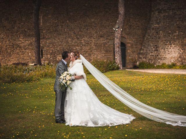 Il matrimonio di Andrea e Veronica a Castiglione della Pescaia, Grosseto 56