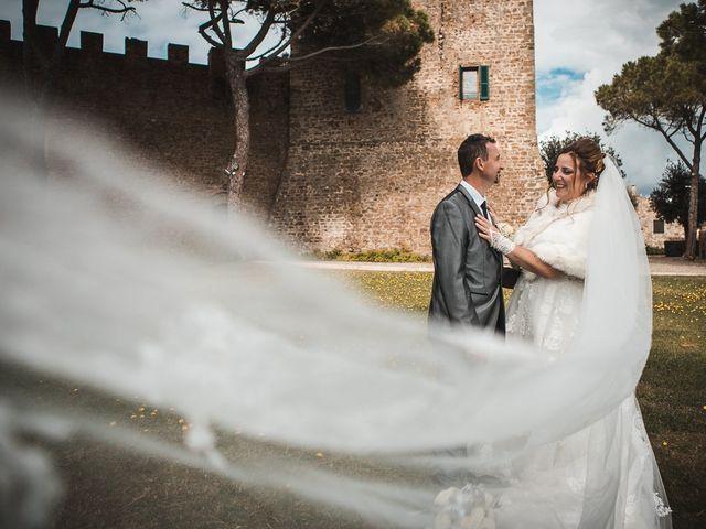 Il matrimonio di Andrea e Veronica a Castiglione della Pescaia, Grosseto 58