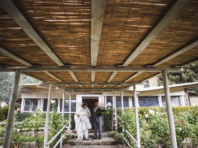 Il matrimonio di Andrea e Veronica a Castiglione della Pescaia, Grosseto 63