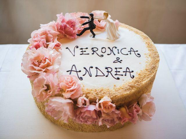 Il matrimonio di Andrea e Veronica a Castiglione della Pescaia, Grosseto 71