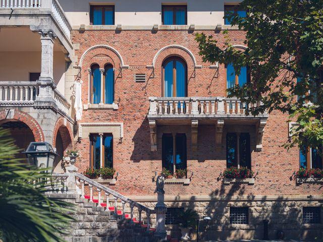 Il matrimonio di Federica e Giulio a Pietrasanta, Lucca 1