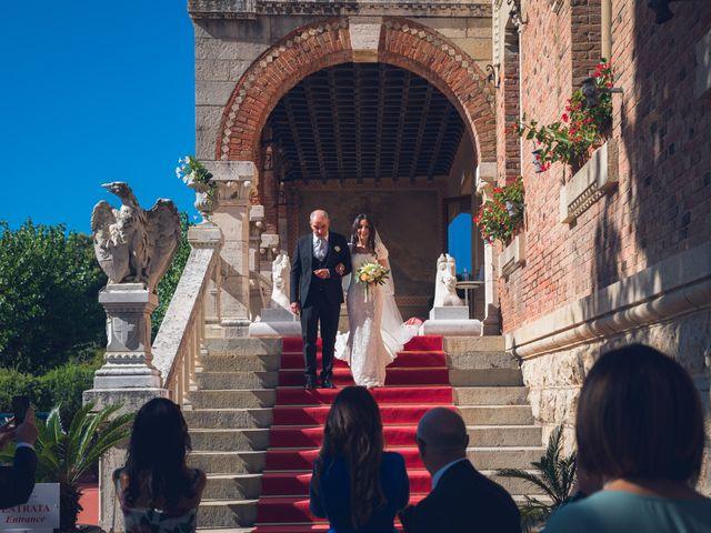 Il matrimonio di Federica e Giulio a Pietrasanta, Lucca 7
