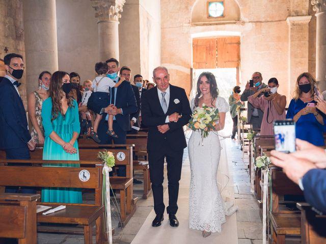 Il matrimonio di Federica e Giulio a Pietrasanta, Lucca 9