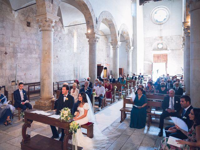 Il matrimonio di Federica e Giulio a Pietrasanta, Lucca 13