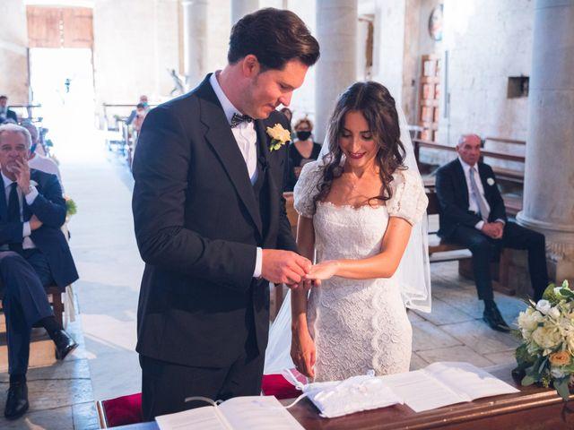 Il matrimonio di Federica e Giulio a Pietrasanta, Lucca 14
