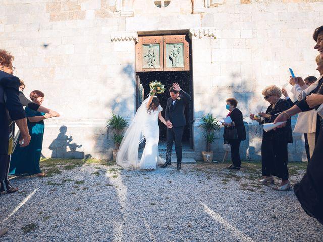 Il matrimonio di Federica e Giulio a Pietrasanta, Lucca 16