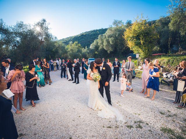 Il matrimonio di Federica e Giulio a Pietrasanta, Lucca 17