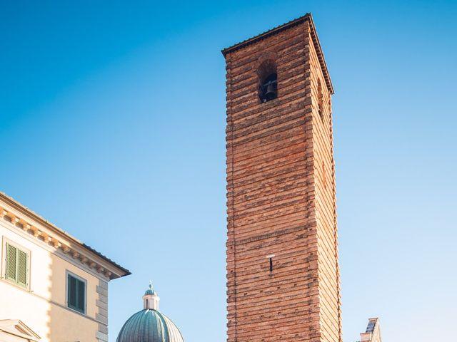 Il matrimonio di Federica e Giulio a Pietrasanta, Lucca 20