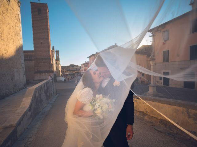 Il matrimonio di Federica e Giulio a Pietrasanta, Lucca 22