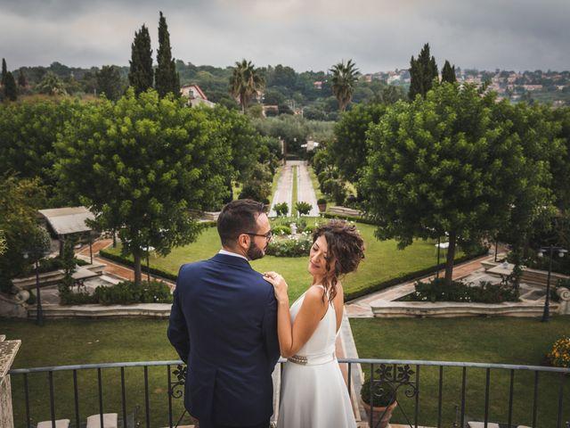 Il matrimonio di Gisella e Marco a Pedara, Catania 20