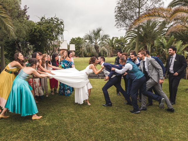 Il matrimonio di Gisella e Marco a Pedara, Catania 23