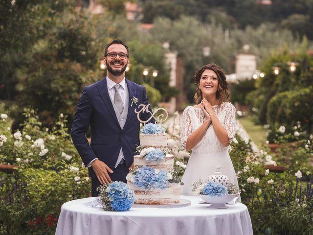 Il matrimonio di Gisella e Marco a Pedara, Catania 35