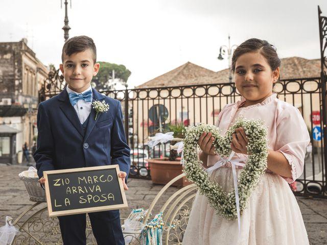 Il matrimonio di Gisella e Marco a Pedara, Catania 10