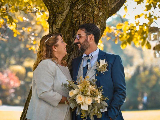 Le nozze di Crsitian e Ileana
