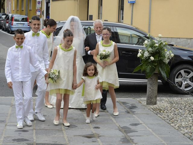 Il matrimonio di Lorenzo e Silvia a Milano, Milano 20