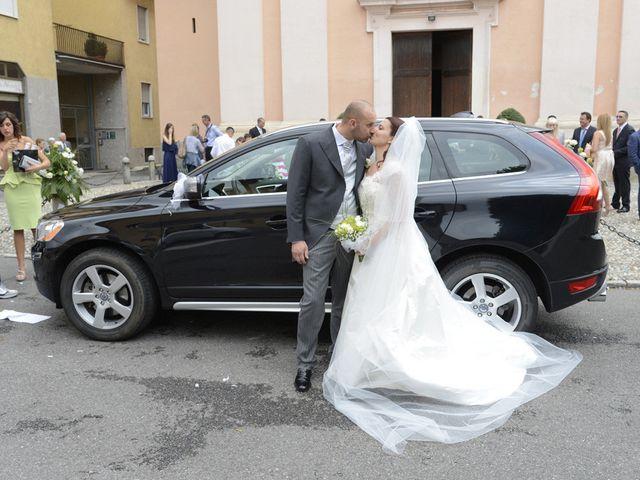 Il matrimonio di Lorenzo e Silvia a Milano, Milano 55