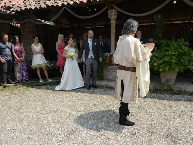Il matrimonio di Lorenzo e Silvia a Milano, Milano 91