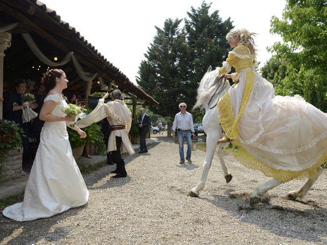 Il matrimonio di Lorenzo e Silvia a Milano, Milano 93