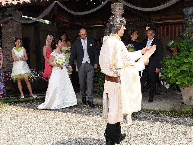Il matrimonio di Lorenzo e Silvia a Milano, Milano 97
