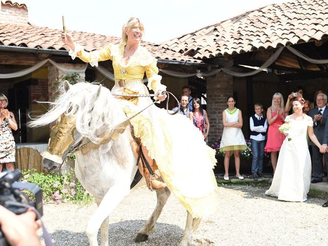 Il matrimonio di Lorenzo e Silvia a Milano, Milano 99
