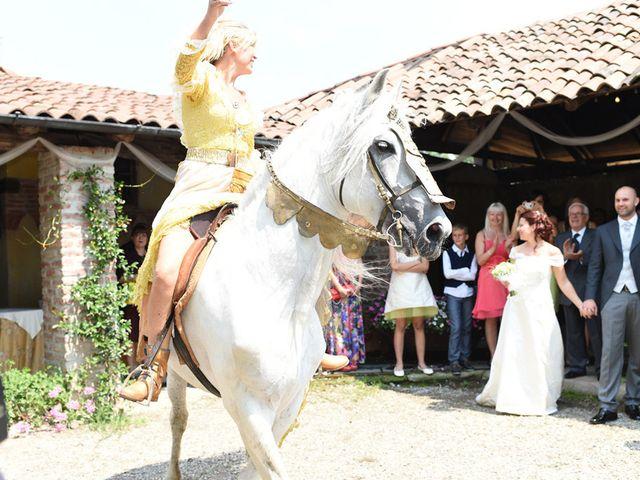 Il matrimonio di Lorenzo e Silvia a Milano, Milano 100